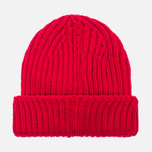Детская шапка C.P. Company U16 Iconic Goggle Red фото- 2