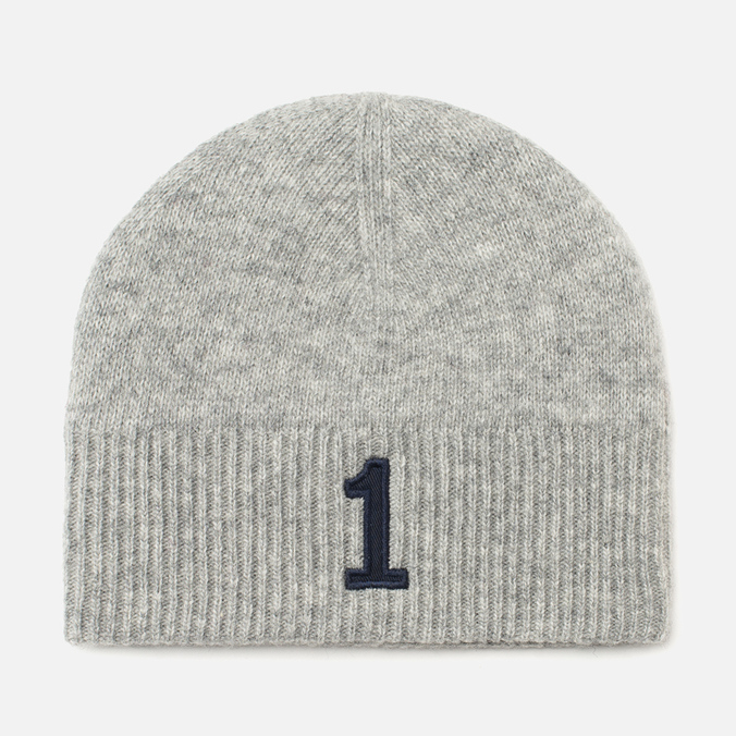Hackett Numbered Children's Hat Grey