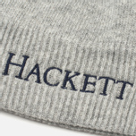 Hackett Numbered Children's Hat Grey photo- 3