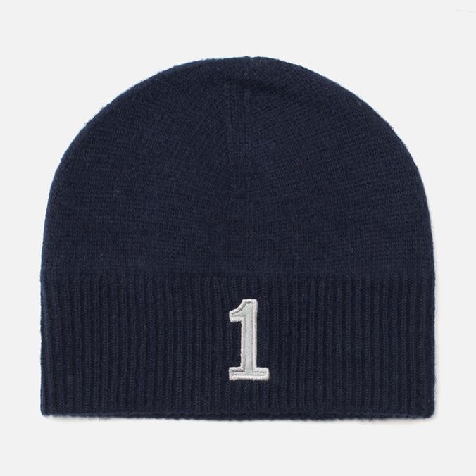 Детская шапка Hackett Numbered Navy