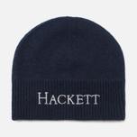 Детская шапка Hackett Numbered Navy фото- 1