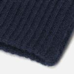 Детская шапка Hackett Numbered Navy фото- 4