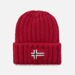 Детская шапка Napapijri K Semiury 1 Sparkling Red фото- 0