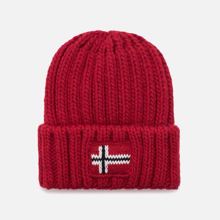 Детская шапка Napapijri K Semiury 1 Sparkling Red