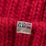 Детская шапка Napapijri K Semiury 1 Sparkling Red фото- 1