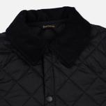 Детская стеганая куртка Barbour Liddesdale Quilted Black фото- 2