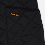 Barbour Liddesdale Childrens's Quilted Jacket Black photo- 3