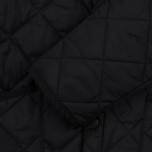 Barbour Liddesdale Childrens's Quilted Jacket Black photo- 4