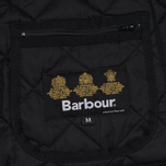 Barbour Liddesdale Childrens's Quilted Jacket Black photo- 5