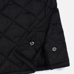 Barbour Liddesdale Childrens's Quilted Jacket Black photo- 6