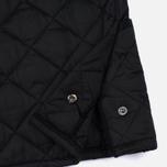 Детская стеганая куртка Barbour Liddesdale Quilted Black фото- 6
