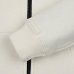 Детская толстовка C.P. Company U16 Cotton Fleece Hooded Zip Google White фото- 3