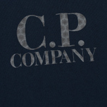 Детская толстовка C.P. Company U16 Cotton Fleece Lens Crew Neck Reflective Logo Blue фото- 3