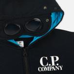 Детская толстовка C.P. Company U16 Felpa Aperta Goggles Dark Navy фото- 2
