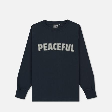 Детская толстовка Peaceful Hooligan Peaceful Navy