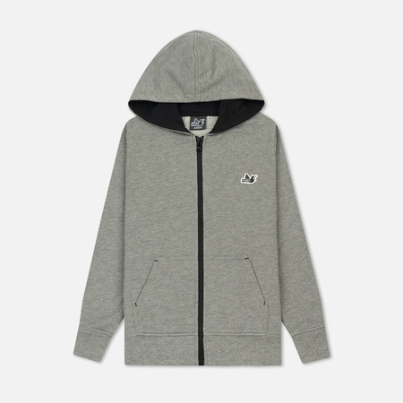 Детская толстовка Peaceful Hooligan Zak Hoodie Marl Grey