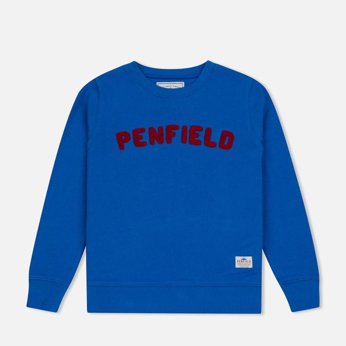 Детская толстовка Penfield Brookport Blue
