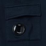 Детские брюки C.P. Company U16 Cargo Pocket Lens Blue фото- 2