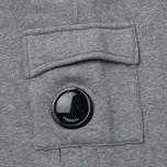 Детские брюки C.P. Company U16 Cargo Pocket Lens Grey Melange фото- 4