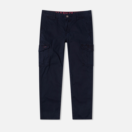 Napapijri K Moto Winter Children's Trousers Blue Marine