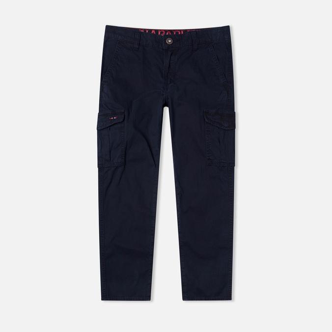 Детские брюки Napapijri K Moto Winter Blue Marine