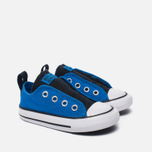 Детские кеды Converse Chuck Taylor All Star Simple Slip Low Top Soar/Black/White фото- 2