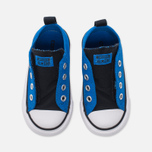 Детские кеды Converse Chuck Taylor All Star Simple Slip Low Top Soar/Black/White фото- 4