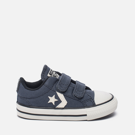 Детские кеды Converse Star Player 2V Navy/White/Black