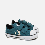 Детские кеды Converse Star Player EV 2V Seaside Blue фото- 1