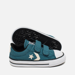 Детские кеды Converse Star Player EV 2V Seaside Blue фото- 2