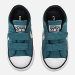 Детские кеды Converse Star Player EV 2V Seaside Blue фото- 4