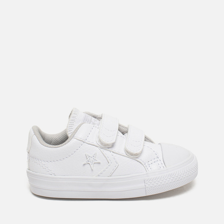 Converse Star Player EV 2V Kid's Plimsoles White