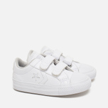 Детские кеды Converse Star Player EV 2V White фото- 1