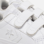 Детские кеды Converse Star Player EV 2V White фото- 5