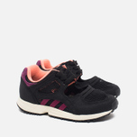 Детские кроссовки adidas Originals Equipment Racing OG Black фото- 1