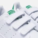 Кроссовки для малышей adidas Originals Stan Smith Running White/Fairway фото- 5