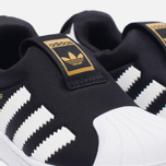 Кроссовки для малышей adidas Originals Superstar 360 Core Black/White фото- 5