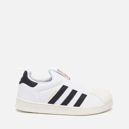 Детские кроссовки adidas Originals Superstar 360 White/Black/White