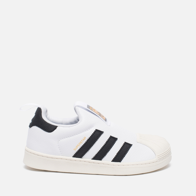Детские кроссовки adidas Originals Superstar 360 White/Black/White
