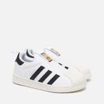 Детские кроссовки adidas Originals Superstar 360 White/Black/White фото- 1