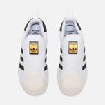 Детские кроссовки adidas Originals Superstar 360 White/Black/White фото- 4