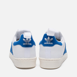 Детские кроссовки adidas Originals Superstar 360 White/Blue/White фото- 3