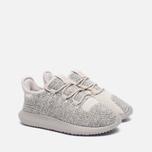 Детские кроссовки adidas Originals Tubular New Runner 3D Clear Brown/Light Brown/Core Black фото- 1