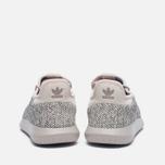 Детские кроссовки adidas Originals Tubular New Runner 3D Clear Brown/Light Brown/Core Black фото- 3