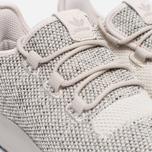 Детские кроссовки adidas Originals Tubular New Runner 3D Clear Brown/Light Brown/Core Black фото- 5