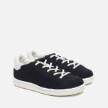 Детские кроссовки adidas Originals x Mini Rodini Stan Smith Core Black/Off White фото- 1