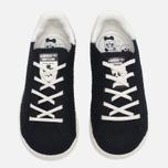 Детские кроссовки adidas Originals x Mini Rodini Stan Smith Core Black/Off White фото- 4