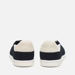 Детские кроссовки adidas Originals x Mini Rodini Stan Smith Core Black/Off White фото- 5