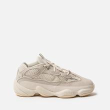 Детские кроссовки adidas Originals YEEZY 500 Kids Bone White/Bone White/Bone White фото- 3