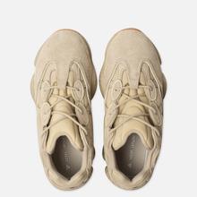 Детские кроссовки adidas Originals YEEZY 500 Kids Stone/Stone/Stone фото- 1